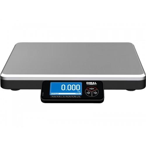 Cantar comercial Dibal D-Pos 400 6/15/30kg