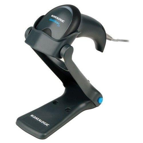 Cititor cod de bare Datalogic QuickScan QW2120 cu stand