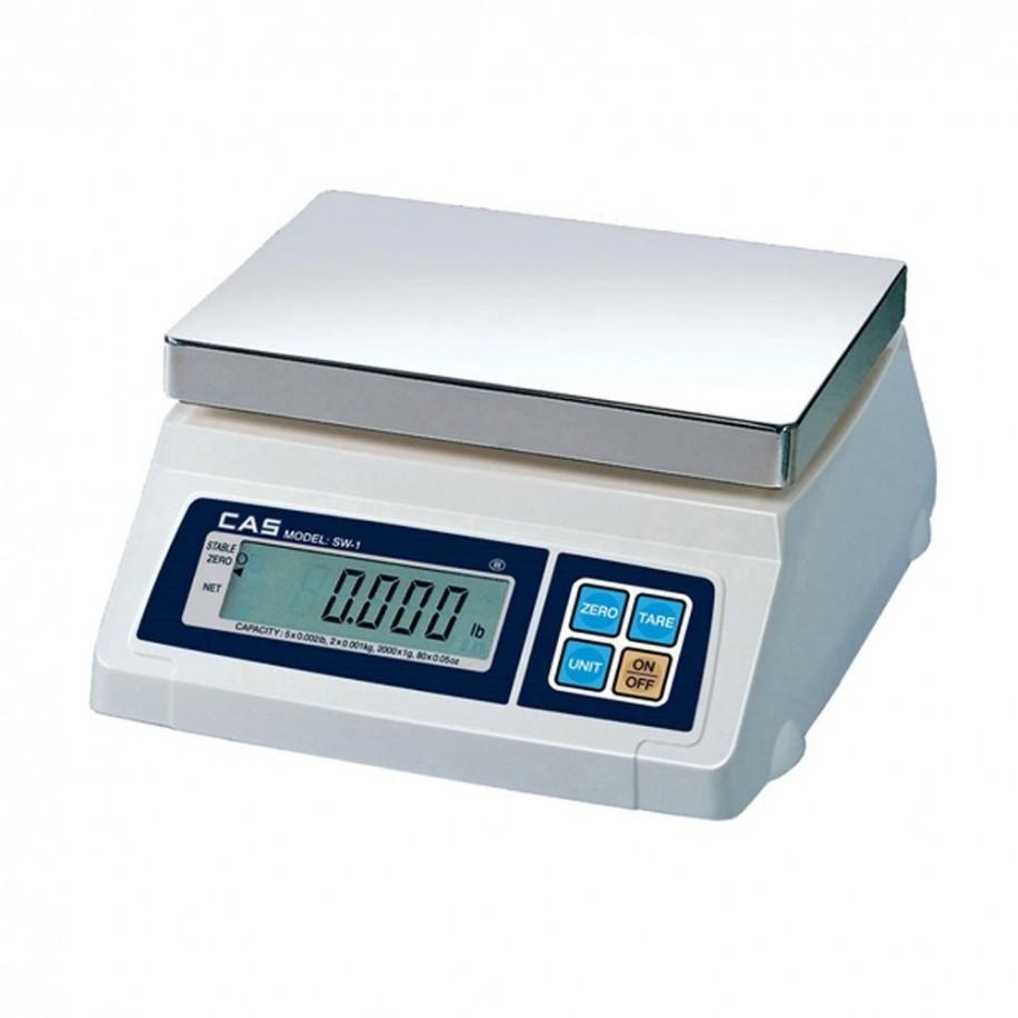 Cantar electronic de verificare SW-1S plus 2.5/5kg