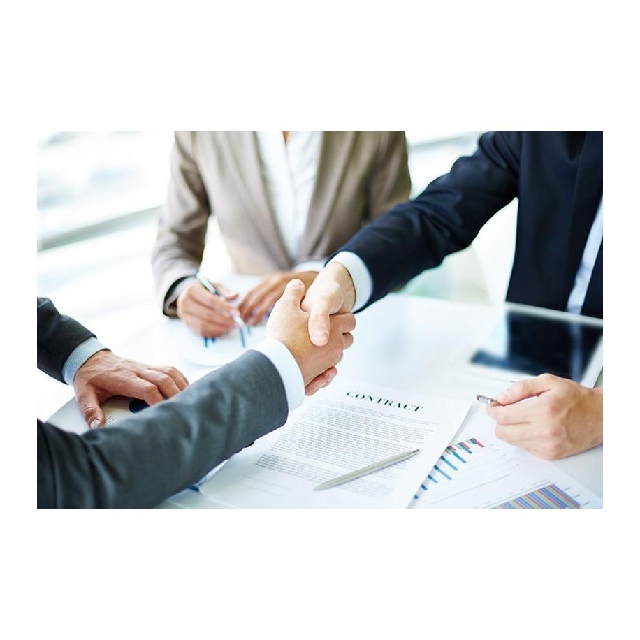 Contract de service pentru sistem complet cu deplasare
