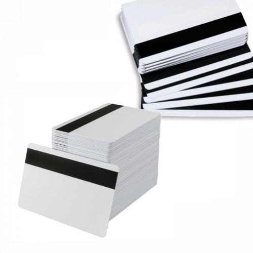 Card Magnetic Inseriat alb