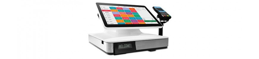 Terminale Profesionale POS All-in-One Touchscreen